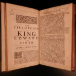 1661 1ed History of Reformation Heylyn Jane Grey Queen Elizabeth Secrets England