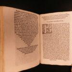 1544 Savonarola Apocalypse Prophecy Venice ITALY Renaissance Florence Medici