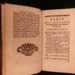 1716 Ecole Parfaite FRENCH Cuisine Cookbook Restaurants Food Wine Bouche Cooking