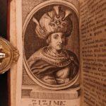 1676 Crusades Aubusson at Siege of Rhodes Greece OTTOMAN Turks Muslim Mehmed II