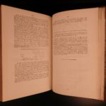 1846 Correspondence on the HMS Eclair Yellow Fever Epidemic MAPS AFRICA Slaves