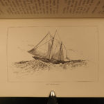 1897 1st ed Rudyard Kipling Captains Courageous New England FISHING Adventure