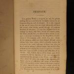 1842 FAMOUS Commentary on US Constitution LAW Joseph Story Colonial Americana