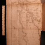 1800 1st English ed Sonnini Travels in EGYPT Egyptian Sexuality Geography MAP