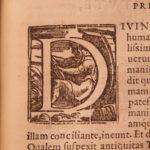 1579 De Officiis CICERO Political Philosophy Paradoxa Cato Maior Venice FOLIO