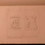 1821 1ed ENORMOUS Italian ART Doors of Florence Architecture Pisano & Ghiberti