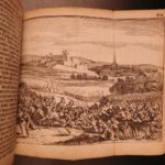 1664 Dutch Montanus on Early Holland AMSTERDAM Amstel Batavia East Indies VOYAGE