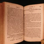 1673 1ed Duty of Man Citizen Pufendorf Political Philosophy Natural LAW Just War