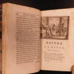 1780 1st ed Francois Nogaret Le Fond du Sac French Literature Durand Art 2v SET