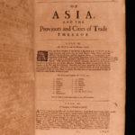 1700 Lewes Roberts Merchants Maps of Commerce Trade Finance Numismatics Coins