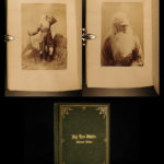 1870 Rip Van Winkle FAMOUS Jefferson Ed Irving Sarony Photograph Illustrations