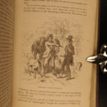 1855 1ed Barnum & Bailey Circus Autobiography Museum Jenny Lind Royal Tom Thumb