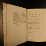 1794 History of INDIA Asia MAPS Egypt Hindustan Robertson Scottish Enlightenment