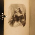 1840 William Shakespeare ILLUSTRATED Heroines Juliet Ophelia Macbeth Cleopatra