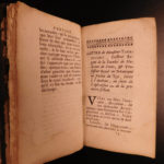1698 1ed Liquor Alcohol Fermentation Tauvry Medicine Disease Cures WINE Beer