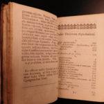 1664 English LAW Lyndwood Provinciales Acton + Sharrock Canterbury Oxford