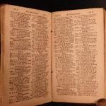 1659 John Downame Bible Concordance Westminster Puritan Annotations English