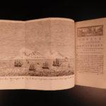 1790 1st ed Vaillant Africa Voyages Hottentot Ethnology Zoology Birds Giraffe 2v