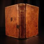 1581 Pompey Trogus Macedonia ROME Justin Nineveh Bongars Universal Histories