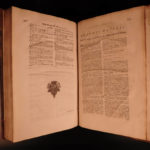 1722 Justin Martyr Christian Apology Dialogues Trypho GREEK & Latin HUGE FOLIO