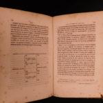 1841 1st ed BONAPARTE OWNED Davidov Partisan War RUSSIAN Napoleonic Wars