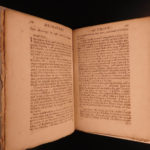 1681 1st ed Houghton Letters of Husbandry & TRADE England Agriculture Finance