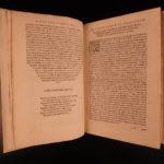 1532 1ed Valturio De Re Militari Illustrated WAR Woodcut Artillery Guns Military
