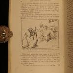 1893 1ed Old Rabbit Voodoo Black Americana SLAVERY Missouri Indian MAGIC Sorcery