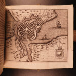 1655 Martin Zeiler Geography of Denmark Germany & Norway Topography MAPS Atlas