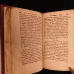 1708 1ed Hermetic Alchemy Philosopher's Stone Occult Triumph Philosophy Limojon