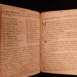 1683 1st ed Robert Fitzgerald Salt Water Sweetned Physics Science Robert BOYLE
