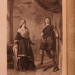 1870 ENORMOUS Shakespeare Illustrated Theatre Plays 2v Charles Knight Imperial