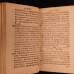 1696 Hebrew Republic Judaism Judaica Republican Government Semitism Cunaeus
