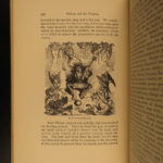 1893 Vikram & the VAMPIRE Sanskrit Folklore India MAGIC Illustrated Hindu Occult