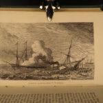 1867 1st ed American NAVY Officers Illustrated Farragut Civil War Ironsides Ship