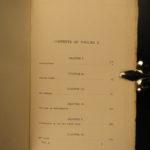 1874 1st ed ISMAILIA Central Africa Slave Trade SUDAN Egypt Illustrated Baker 2v