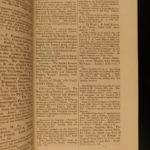 1834 1ed Lowndes Bibliographer's Manual English Literature FAMOUS Bibliography