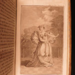 1780 Captain Cook Complete Voyages Hawaii Australia New Zealand Pacific 5v SET