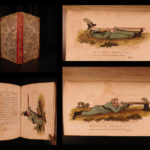 1806 Ezekiel Baker RIFLE Guns Practice & Observations Shooting Color Illustrated