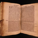 1499 Mantuanus Poetry + 1507 Satires of Persius Post-Incunable Satyrae ROME Roce