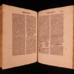 1494 Jean Gerson INCUNABLE Medieval Catholic Poem Mysticism Josephina Incunabula