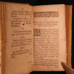 1630 Republica Anglorum ENGLAND Government Queen Elizabeth Elzevier Thomas Smith