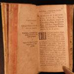 1631 Principatibus Italiae Italian Politics Elzevier Italy Laet Segetho Galileo
