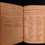 1683 London Pharmacopeia Culpeper HERBAL Alchemy Poor Medicine Pharmacy Unicorns