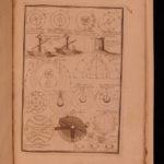 1710 1ed Tabula Toti Philosophy Physics Logic Metaphysics 28 Illustrations MAGIC