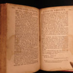 1714 Joutel Journal Voyage MEXICO La Salle Texas Expedition Indians Mississippi
