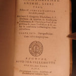 1587 Gregoire Artis Mirabilis OCCULT Magic Astrology ANGELS Martyrs Miracles