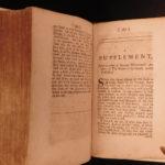 1697 IRISH Jacobite Charles Leslie Snake in Grass Quaker Church Ireland AMERICA