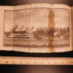 1722 1ed Bacqueville French Voyages America CANADA Iroquois Indians Illustrated