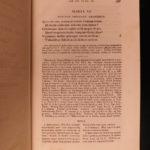 1822 Works of Propertius Elegiac Poetry Epic Roman Mythology Latin Poems Delphini